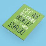 A5 Custom Booklets Printing
