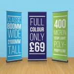 Roller Banners Printing | printing services newcastle