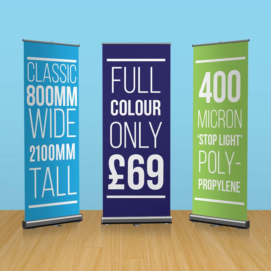 Roller Banners Printing